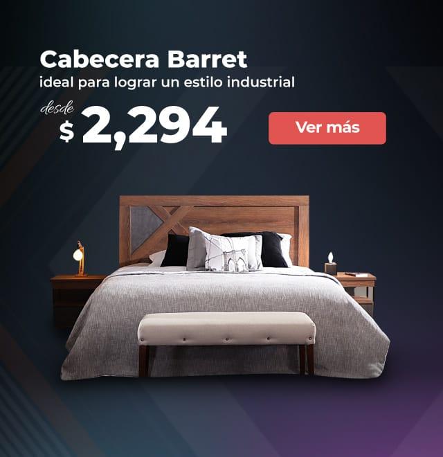 Cabecera Barret